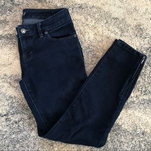 The Limited 678 Jeans with Zipper Ankle Accent